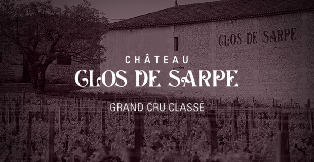 Clos de Sarpe wine