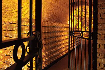 Caveau Mathusalem Champagne Maison Deutz