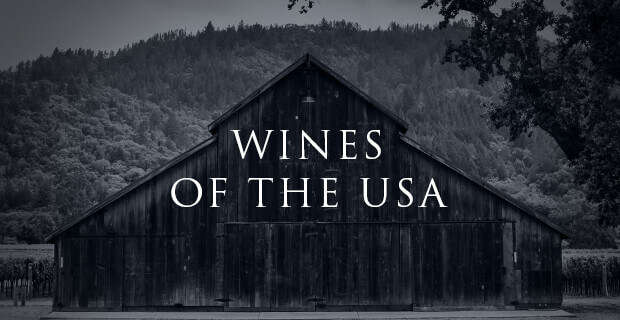 American wines; wines of the United States