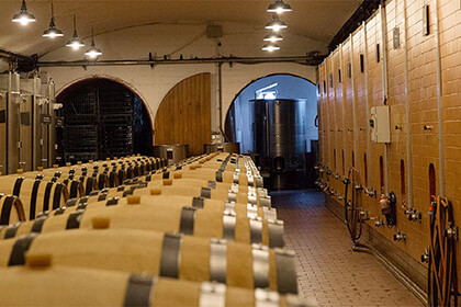 Alphonse Mellot winery