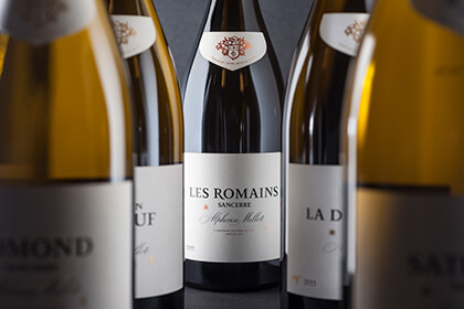Alphonse Mellot wines