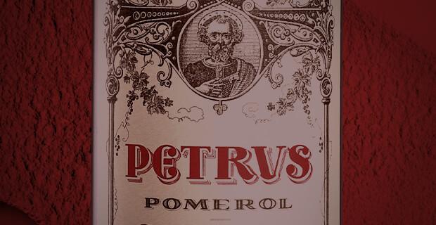 Chateau Petrus Wine