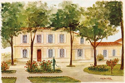 Clos Rene estate