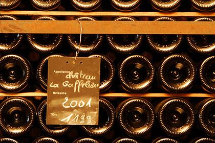 Vins Château La Gaffelière