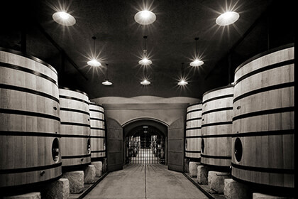 Bond wines winery