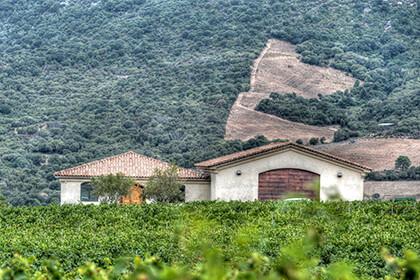 Clos Canarelli Cave à Figari Corse-du-Sud