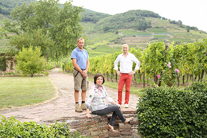 Domaine Weinbach Faller family