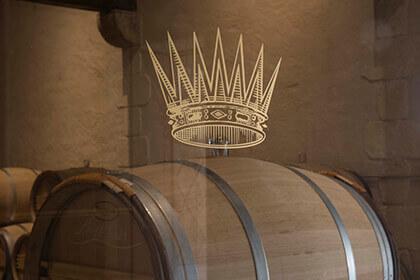 Château d'Yquem, Château d'Yquem barrel