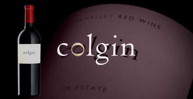 Colgin Cellars winery