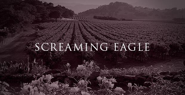 Screaming Eagle wine