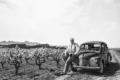 Miguel Torres Carbo of Torres wine