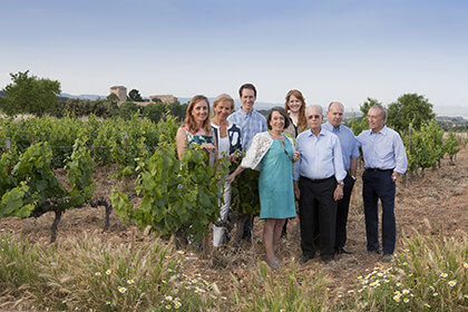 The Torres wine family