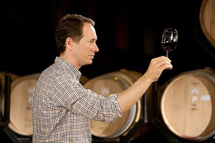 Miguel Torres Maczassek tasting Torres wine