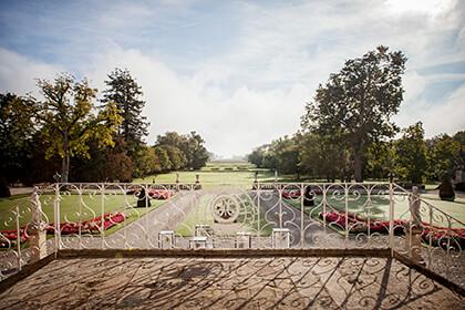 Jardin Château Beychevelle