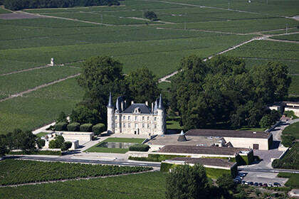 Château Pichon Longueville Baron, Chateau Pichon Baron