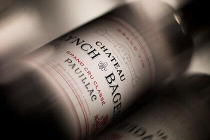 Château Lynch-Bages, Château Lynch-Bages bottle, Pauillac wines