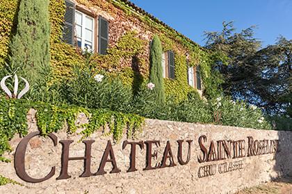 Château Sainte-Roseline Cru Classé de Provence