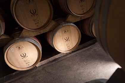 Vins rosés de Provence du château Sainte Roseline