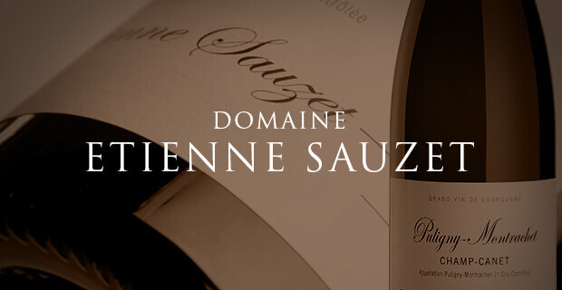 Etienne Sauzet, bottiglie, Puligny-Montrachet