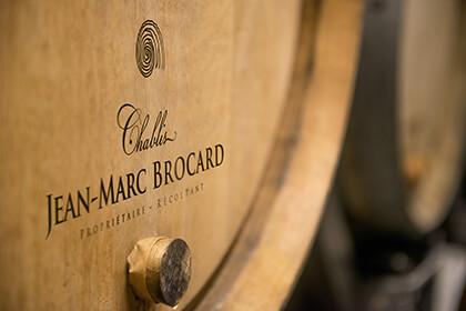 Domaine Jean-Marc Brocard en Bourgogne