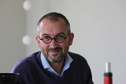 Thomas Duroux Directeur Général du château Palmer