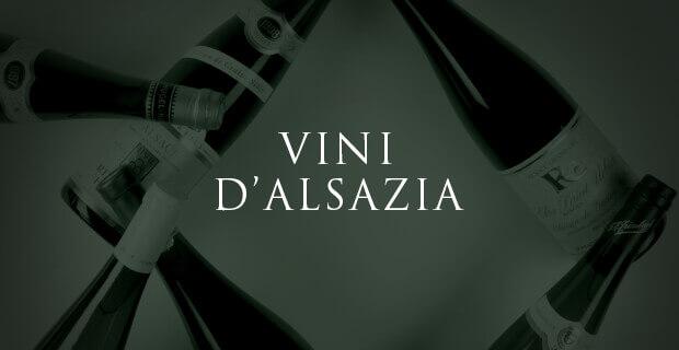 Vini alsaziani, bottiglie, alsazia