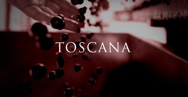 Vins de Toscane
