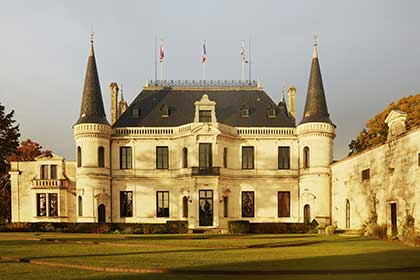 Bordeaux wines, Chateau Palmer, Margaux wines