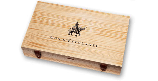 Cos d'Estournel Limited Edition Millesima