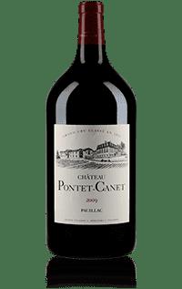 Château Pontet Canet 2009 Double-Magnum Millesima