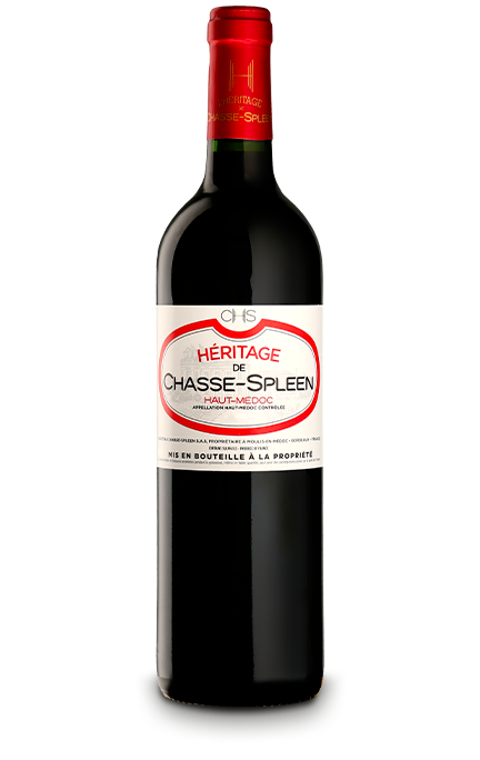 L'Heritage de Chasse-Spleen 2016 Millesima