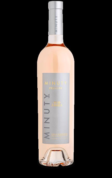 Minuty : Prestige 2016 Rosé Millesima
