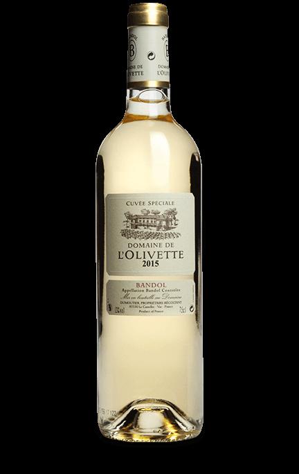 Domaine de l'Olivette : Cuvée Spéciale 2015 Provence Millesima