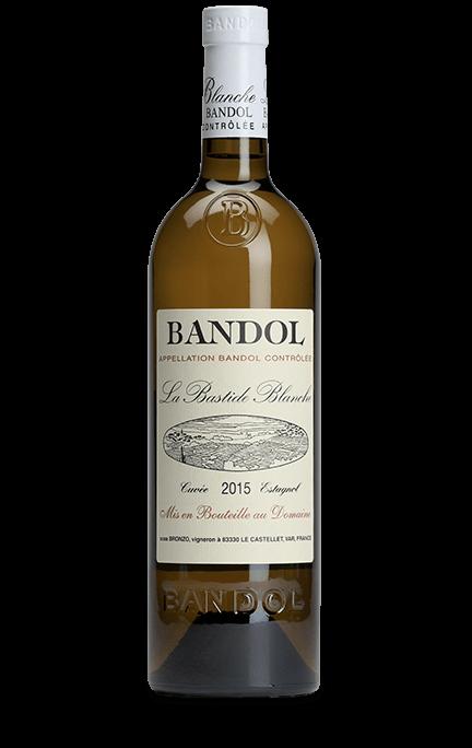 La Bastide Blanche : Cuvée Estagnol 2015 Provence Millesima
