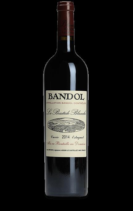 La Bastide Blanche : Cuvée Estagnol 2014 Provence Millesima