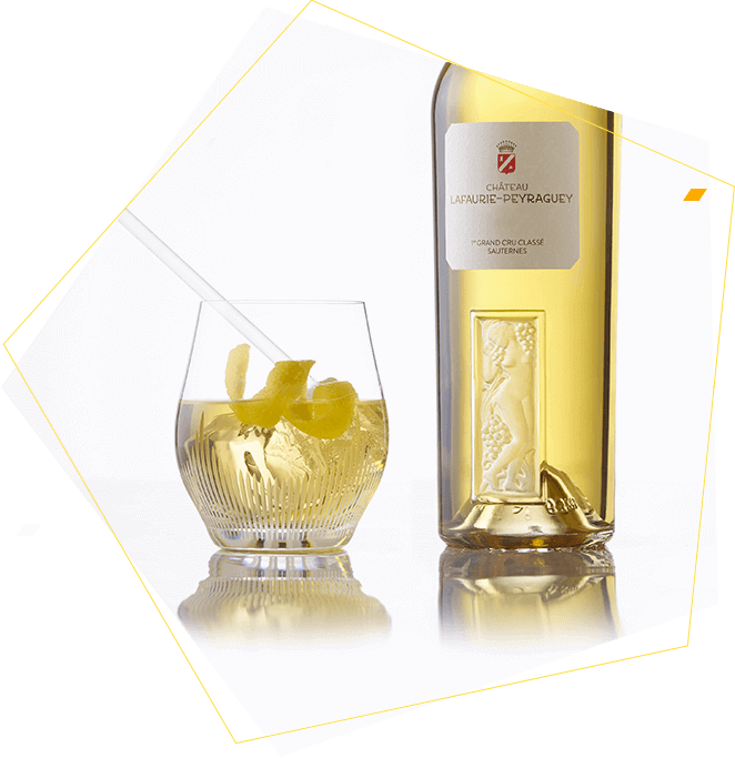 Cocktail Sauternes SweetZ Aperitif Millesima