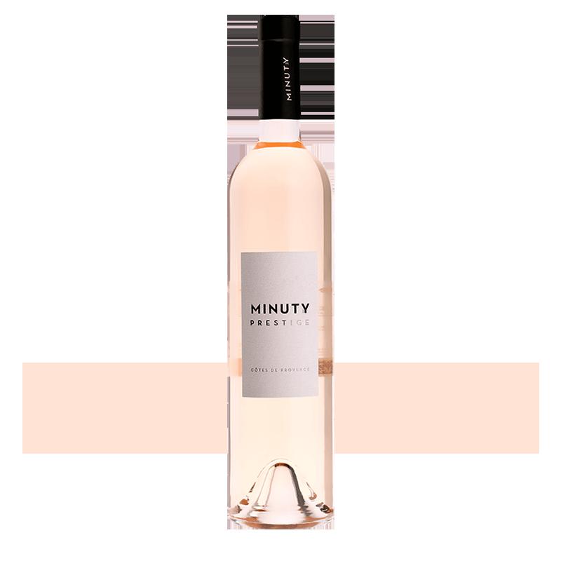 MINUTY PRESTIGE 2018, Côtes de Provence Rose Millesima