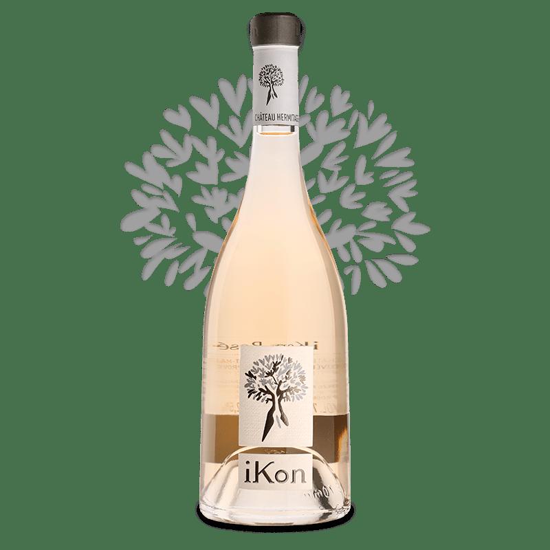 CHÂTEAU HERMITAGE SAINT-MARTIN IKON 2018, Côtes de Provence Rose Millesima