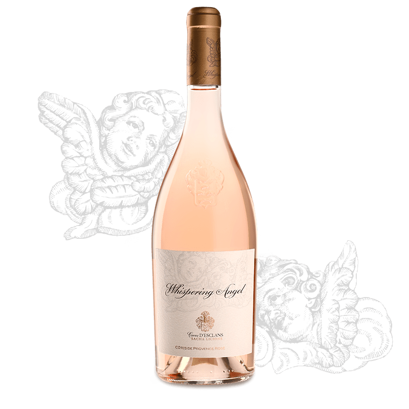 CAVES D'ESCLANS WHISPERING ANGEL 2019, Côtes de Provence Rose Millesima