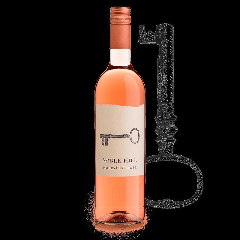 Noble Hill : Mourvedre Rosé