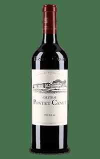 Caisse Château Pontet Canet 2010 Millesima