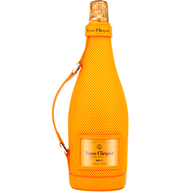 Veuve Clicquot Brut Carte Jaune Ice Jacket