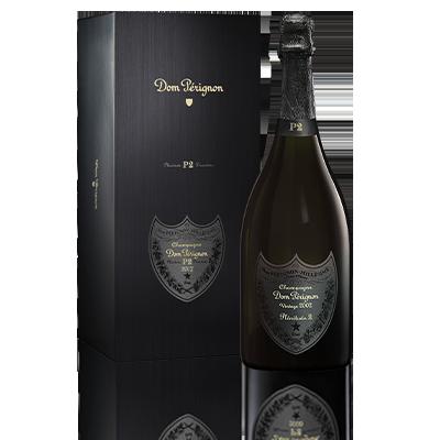 Champagne Dom Pérignon plénitude P2 2002