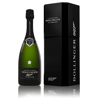 BOLLINGER JAMES BOND 007 SPECTRE 2009 Millesima