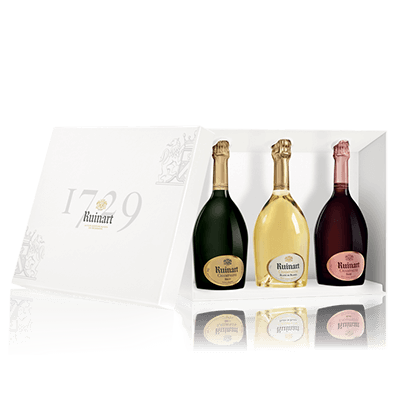 RUINART COFFRET COLLECTION RUINART Millesima