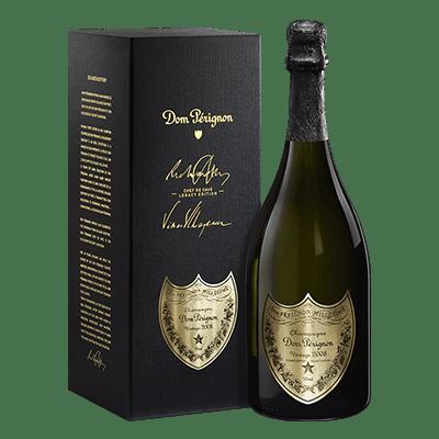 Champagne Dom Pérignon Vintage Edition Limitée Legacy 2008