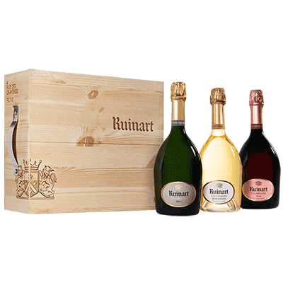 Ruinart : Coffret Urbaines Collection