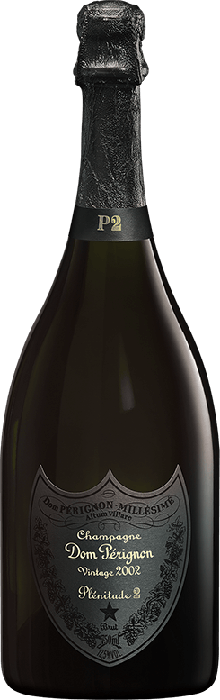 Champagne Dom Perignon Vintage 2002