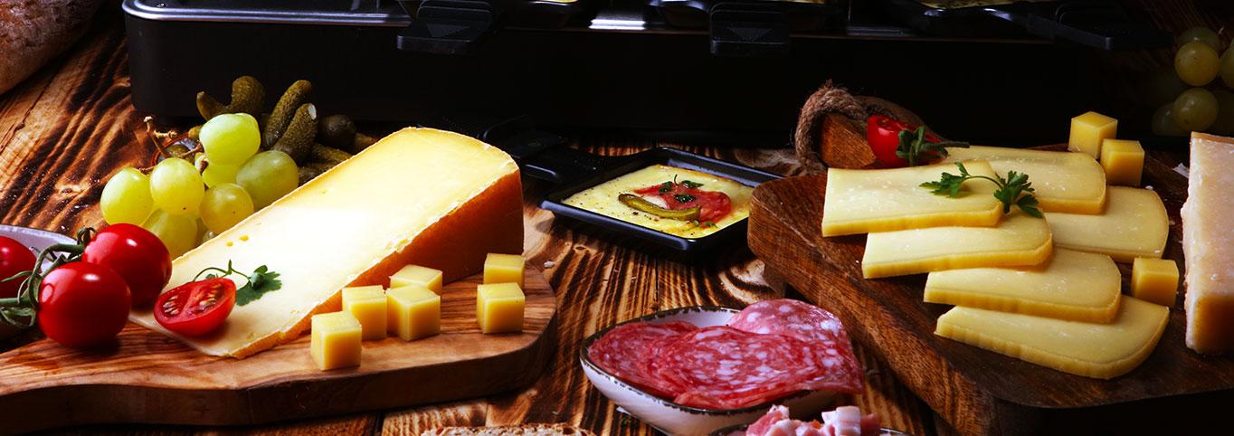 raclette-vin