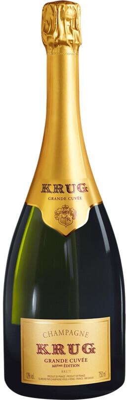 Krug Grande Cuvée 168ème Édition